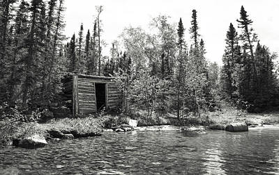Photograph - The Timeless Cabin by Paki O'Meara
