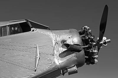 Ford Trimotor Photograph - The Tin Goose by Rick Pisio