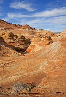 Coyote Buttes Photograph - The Top Of The Wave by Mike  Dawson