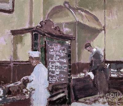 Tottenham Painting - The Tottenham Distillery by MotionAge Designs