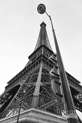 Photograph - The Tower And A Pole by Hitendra SINKAR