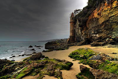 Photograph - The Tower At Laguna by Richard Omura