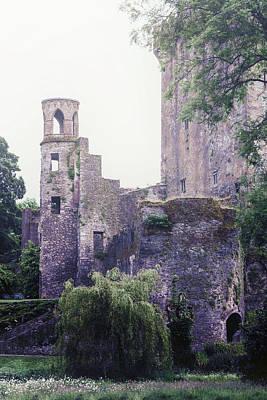 Blarney Castle Photograph - The Tower by Joana Kruse