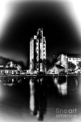 Photograph - The Towers At Schoen Place by William Norton