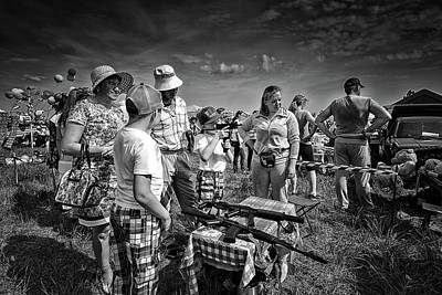 Photograph - The Training Of The Uzi 9mm Hitman by John Williams