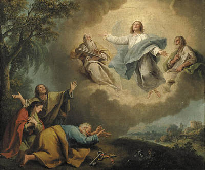 Transfiguration Paintings | Fine Art America
