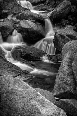 Photograph - The Trassey River by Glen Sumner