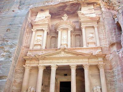 The Treasury - Jordan Original by Munir Alawi