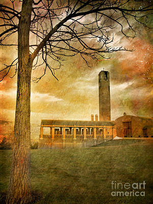 Photograph - The Tree And The Bell Tower by Tara Turner
