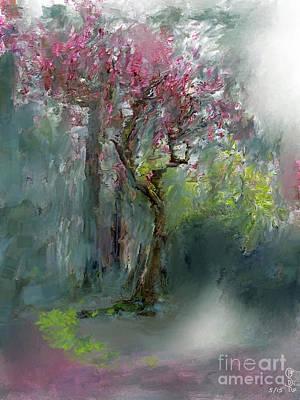 Brunch Painting - The Tree by Gabriela Tasiro