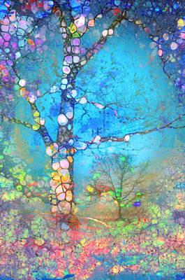 Photograph - The Tree Of Blue Spirits by Tara Turner
