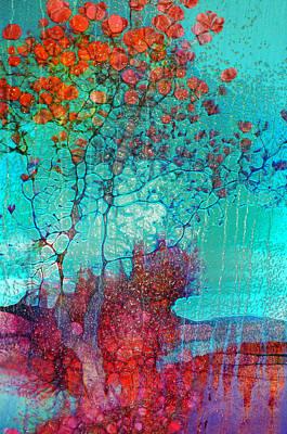 Walkway Digital Art - The Tree Of Yesteryear by Tara Turner