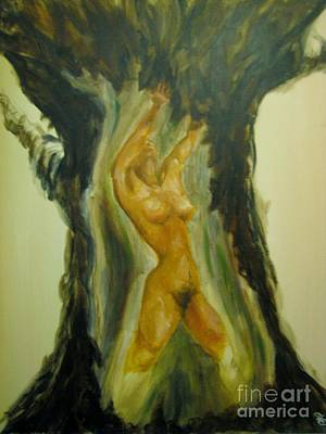 Painting - The Tree Oflife by Patricia Kanzler