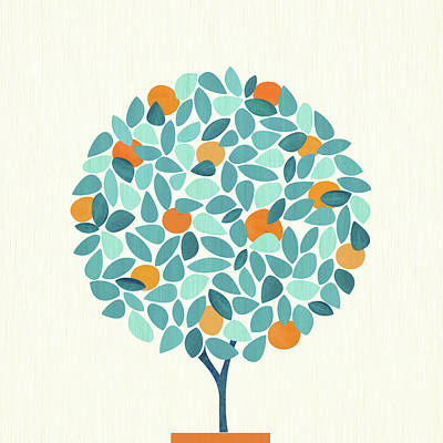 Kristian Gallagher Royalty-Free and Rights-Managed Images - The Tree With All The Gifts by Kristian Gallagher