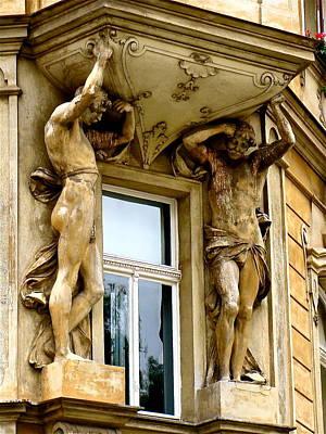 The Triumph Of Prague Original by Ira Shander
