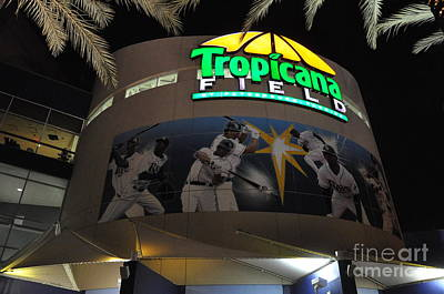 Photograph - The Trop by John Black