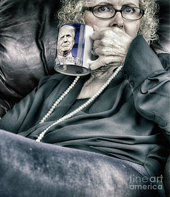 Sexy Women Photograph - The Trump Age by Steven Digman