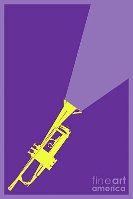 Digital Art - The Trumpet Shall Sound by Benjamin Harte