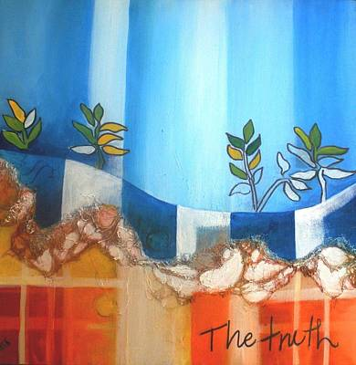 Jewerly Painting - The Truth by Gladys Saravia