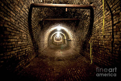 Photograph - The Tunnel by Randall Cogle