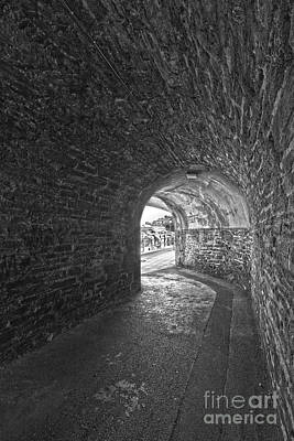 Photograph - The Tunnel by Terri Waters