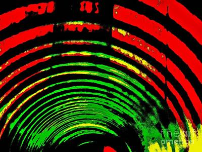 Photograph - The Tunnel by Tim Townsend