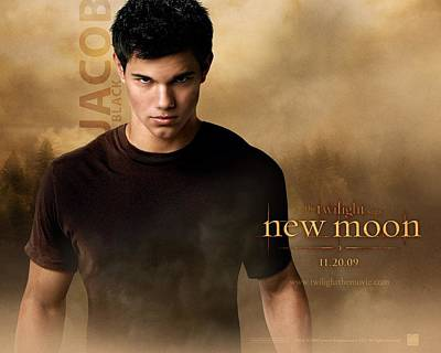 The Twilight Saga New Moon Art Print