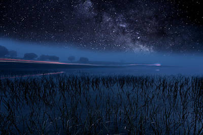 Nightscape Photograph - The Universe by Jorge Maia