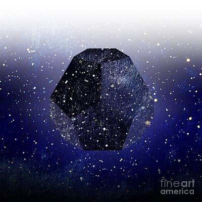 Digital Esoteric Digital Art - The Universe by Stevyn Llewellyn