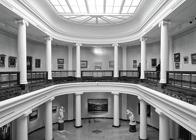 Photograph - The University Of Michigan Museum Of Art by Dan Sproul