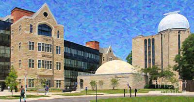 Holiday Mugs 2019 Royalty Free Images - The University of Toledo Royalty-Free Image by Jack Schultz