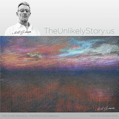 Drawing - The Unlikely Story by W B Girven