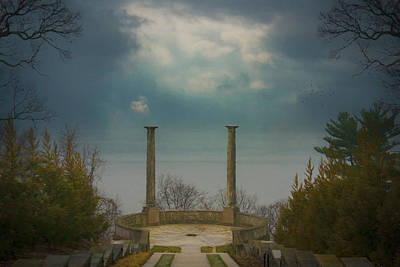 Photograph - The Untermyer Idyll by Chris Lord