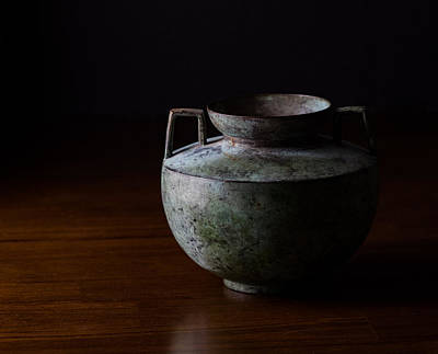 Photograph - The Urn by Denise McKay
