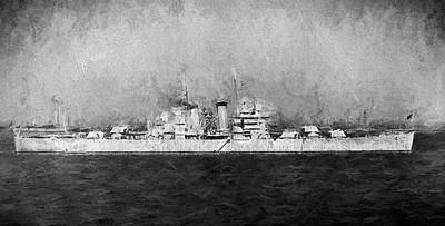 Photograph - The Uss Helena by JC Findley