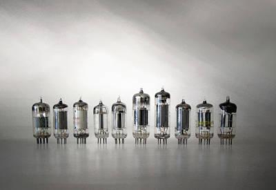 Photograph - The Vacuum Tube by David and Carol Kelly