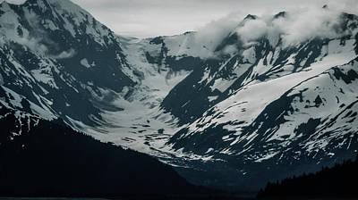 Photograph - The Valley by David Halperin