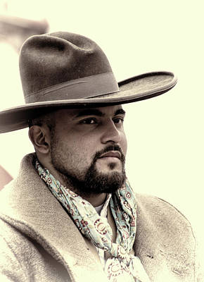 Photograph - The Vaquero by Jeanne May