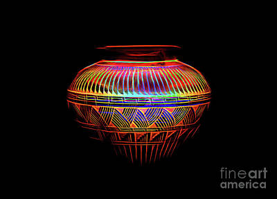Photograph - The Vase 1-7 by Ray Shrewsberry