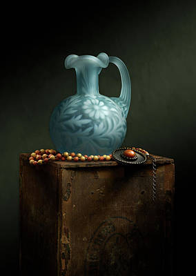 Photograph - The Vase by Cindy Lark Hartman