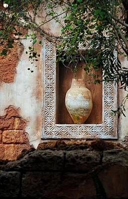 Ceramic Vases Photograph - The Vase by Robert Meanor