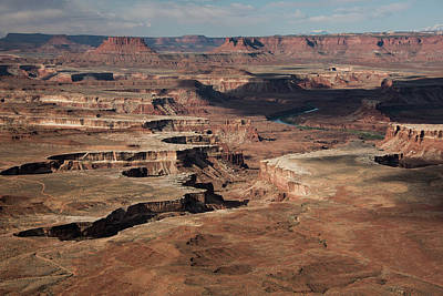 Photograph - The Vastness Of Canyonlands by Jennifer Ancker