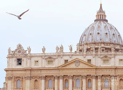 Photograph - The Vatican by Mini Arora