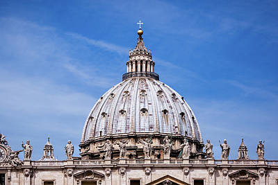Photograph - The Vatican by Nick  Shirghio