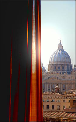 The Vatican Art Print by Valentino Visentini