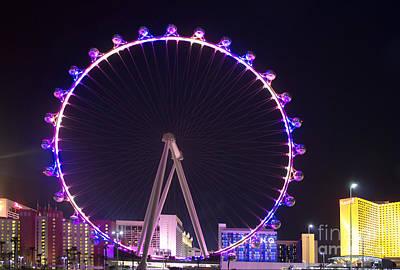 Photograph - The Vegas Ride by Steven Parker