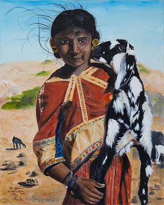 Painting - The Vegetarian by Sierra Logan