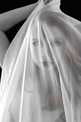 Photograph - The Veil by Ron Cline
