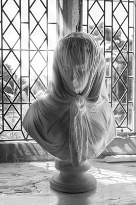 Photograph - The Veiled Lady by Stewart Scott