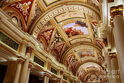 Photograph - The Venetian by Afrodita Ellerman
